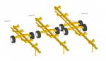 фото Тележка для транспортировки жаток Helianthus 7500