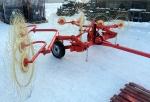 Грабли-ворошилки колесные ГВВ-6М