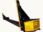 Приспособление для уборки рапса ПРМ - RapeFiore (рапсовый стол) с приводом МКШ