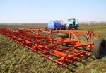 Агрегат для внесения в почву жидких минеральных удобрений