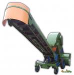 Ковшовый шнековый погрузчик Р6-КШП-6